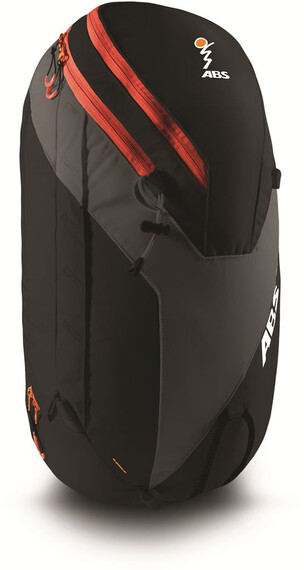 ABS Vario Zip-On 32 Black/Orange